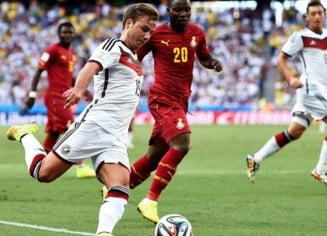 CM 2014: Remiza superba intre Germania si Ghana