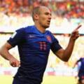 CM 2014: Robben face o analiza rece a Olandei