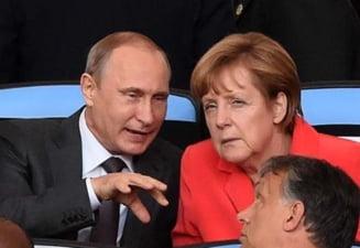 CM 2018: Nemtii s-au pus de acord: Cum il vor pedepsi pe Putin