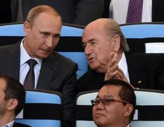 CM 2018: Rusii reactioneaza in premiera dupa valul de mesaje dure