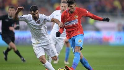 Calcule in Liga 1: Cum poate castiga FCSB titlul si ce trebuie sa faca CFR Cluj