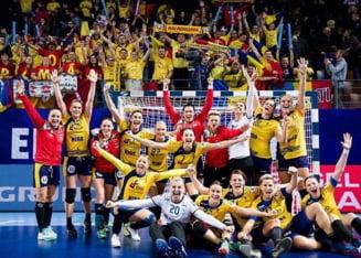 Campionatul European de handbal: Cum poate ajunge Romania in semifinale cu o singura victorie