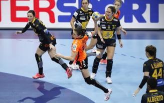 Campionatul European de handbal: S-a stabilit inca o semifinalista
