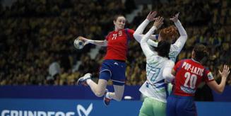 Campionatul European de handbal: Slovenia, aproape de marea surpriza in meciul de debut. Cand vor incepe emotiile pentru Romania