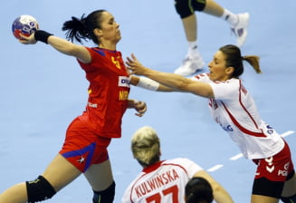 Campionatul European de handbal feminin: Romania, invinsa categoric de Norvegia