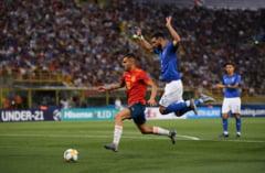 Campionatul European de tineret: Italia castiga un derbi frumos al grupei A cu Spania. Iata toate rezultatele zilei, programul si clasamentul