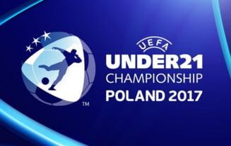 Campionatul European de tineret: Programul de luni si clasamentul