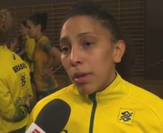 Campionatul Mondial de handbal: Braziliencele au izbucnit in lacrimi dupa infrangerea cu Romania