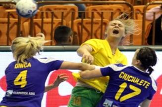 Campionatul Mondial de handbal: Romania, invinsa de Germania dupa un meci electrizant