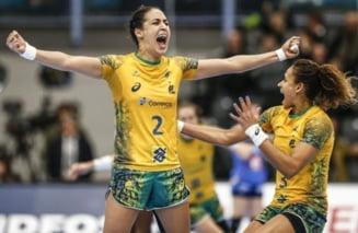 Campionatul Mondial de handbal: Miza uriasa a meciului din optimi cu Brazilia. Cat de aproape suntem de Rio