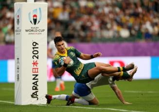 Campionatul Mondial de rugby: Rezultatele meciurilor de sambata. Anglia castiga marele derbi al zilei