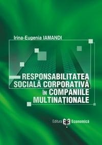 Cartea de business Despre multinationale si responsabilitatea sociala