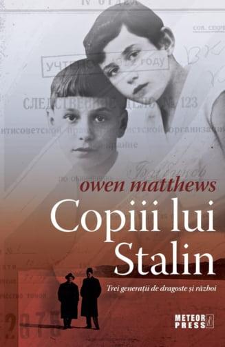 Ce mai citim? - Copiii lui Stalin
