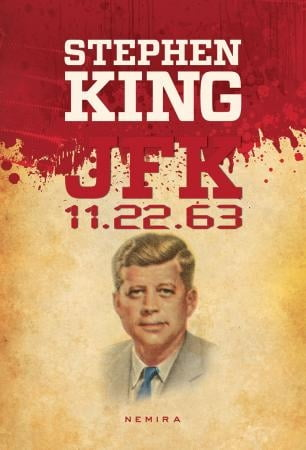 Ce mai citim? JFK, Stephen King