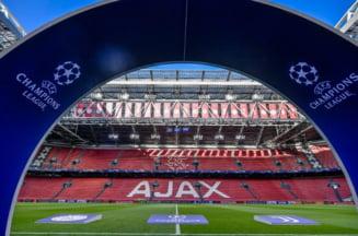 Champions League: Barcelona castiga la Manchester, Ajax rezista in fata lui Juventus