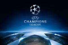 Champions League: Programul meciurilor de miercuri