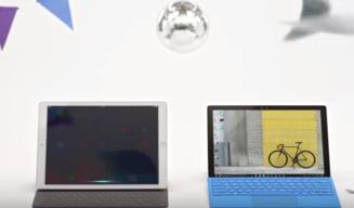 Clipul zilei: Cum isi bate joc Microsoft de Apple
