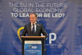 Corespondenta de la Bruxelles: Panama Papers zdruncina Europa. Tusk: Viitorul UE, greu de anticipat