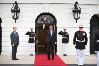 Corespondenta de la Washington Iohannis, cina la Casa Alba in ajunul Summitului Securitatii Nucleare