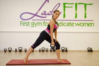 Cori Gramescu te ajuta sa arati bine: Pilates Summer Slim