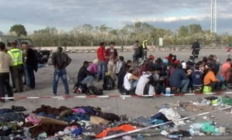Cote obligatorii de refugiati - Primele reactii negative si amenintari cu Curtea Europeana de Justitie