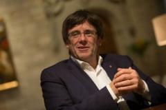 Criza din Catalonia: Dupa victoria in alegeri a separatistilor, Puigdemont il cheama pe Rajoy la Bruxelles