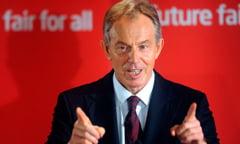 Criza din Irak: Tony Blair cauta vinovati. In niciun caz nu se vede ca fiind unul dintre ei