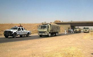 """Criza din Irak Armata """"curata orasele de teroristi"""""""