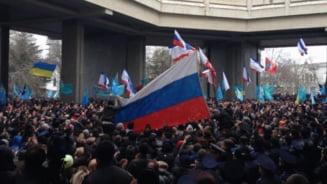 Criza din Ucraina: Referendumul pentru soarta peninsulei, devansat (Video)