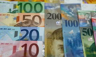 Criza francului elvetian: Banca Nationala a Elvetiei, pregatita sa intervina pe piata valutara