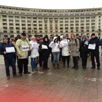 Criza francului elvetian: Protestele se extind in tara, dupa mitingul din Bucuresti