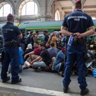 Criza imigrantilor: 6.000 de persoane au ajuns la Munchen, alte 1.800 sunt asteptate duminica