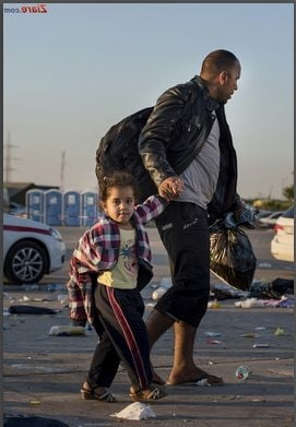 Criza imigrantilor: Austria estimeaza cat o vor costa refugiatii in urmatorii cinci ani