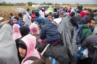 Criza imigrantilor: Cati au intrat ilegal in Europa, de la inceputul anului