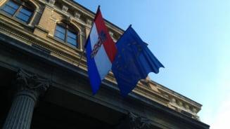 Criza imigrantilor: Croatia, aproape de inchiderea completa a granitei cu Serbia - presedintele, apel la armata (Video)
