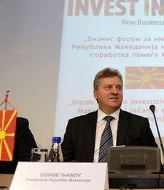 Criza imigrantilor. Presedintele Macedoniei: UE a uitat de Balcani. Cheltuim un milion de euro pe luna
