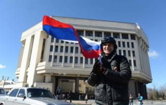 """Criza in Ucraina: Washingtonul, ingrijorat de deplasarile """"provocatoare"""" ale trupelor ruse"""