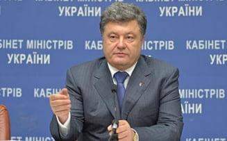 Criza politica in Ucraina: Porosenko cere Parlamentului sa nu accepte demisia guvernului