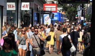 Cruciada Daily Express: Boom al populatiei pus in carca imigrantilor