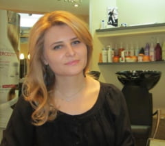 Cu parul la expert - Cristina Zelinca: Coafuri pentru fata ovala