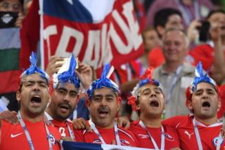 Cupa Confederatiilor: Chile trece fara probleme de Camerun