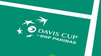 Cupa Davis: Componenta echipei Romaniei pentru meciul cu Finlanda