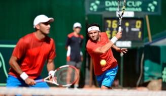 Cupa Davis: Programul meciurilor din confruntarea Romania - Slovenia