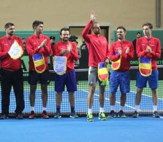 Cupa Davis, Romania - Maroc: Programul complet al meciurilor