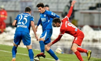 Cupa Ligii, semifinale: Dinamo, invinsa de Pandurii
