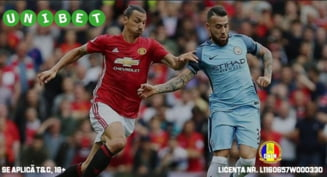 Cupa Ligii Angliei: Ibrahimovici, somat sa marcheze in Manchester United - Manchester City!