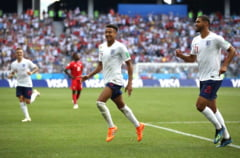 Cupa Mondiala 2018: Anglia castiga cu un scor de tenis in fata statului Panama. Harry Kane e noul golgheter din Rusia
