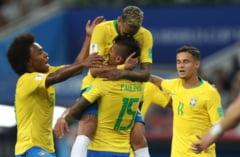 Cupa Mondiala 2018: Brazilia invinge Serbia si castiga Grupa E