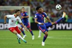 Cupa Mondiala 2018: Columbia umileste o Polonie de nerecunoscut