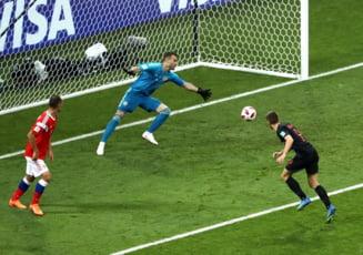 Cupa Mondiala 2018: Croatia e in semifinale dupa ce elimina Rusia la penaltiuri